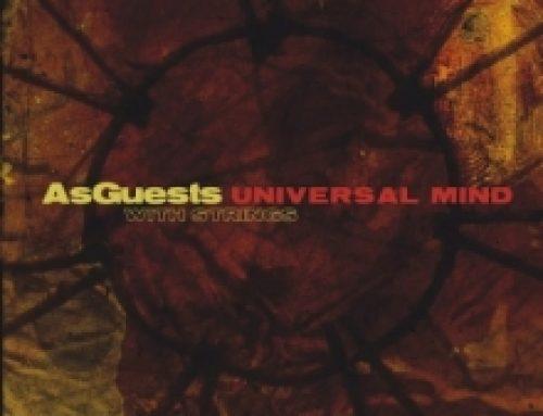 CD AsGuests UNIVERSAL MIND