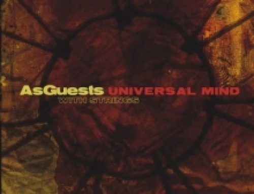 CD AsGuests UNIVERSAL MIND